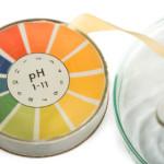 PH level test   בדיקת רמת PH